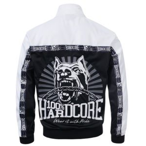 Oldschool gabber training jackets 100% Hardcore 90's for sale