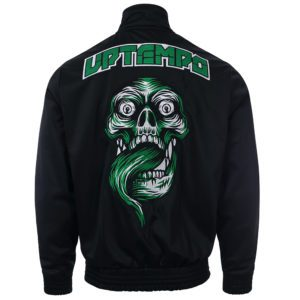 The uptempo clothing and training jackets store