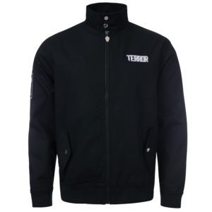 terror bomberjack harrington jacket summer skull