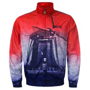 100% Hardcore holland dutch netherlands Training jacket