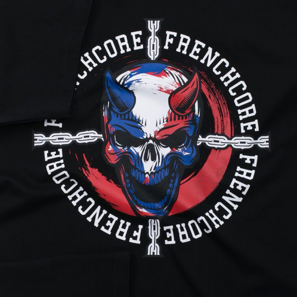 Frenchcore T-shirt polo french hardcore jacket