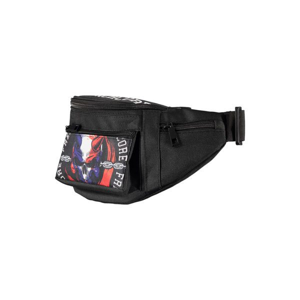 Frenchcore hipbag bag stringbag hardcore