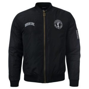 100% Hardcore Winter Bomber jacket United we stand