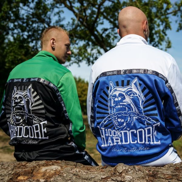 100% Hardcore training jackets classic. New colours