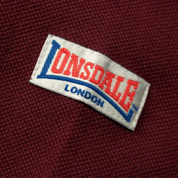 Classic Lonsdale London polo with lion logo official webshop 100% Hardcore free shipment