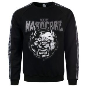 100% Hardcore crewneck sweater collection official webshop gabberwear