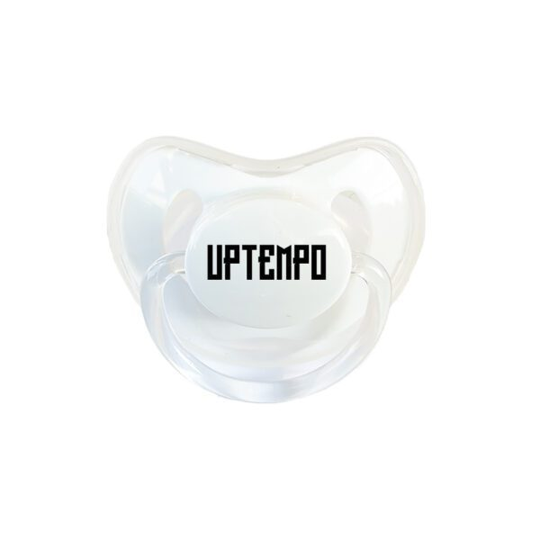 Uptempo baby collection soother gabber at official 100% hardcore webshop