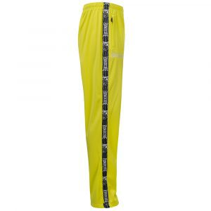 100% Hardcore gabber yellow training pants merchandise clothing webshop