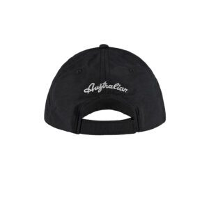 Australian classic cap with iron logo oldschool gabber clothing