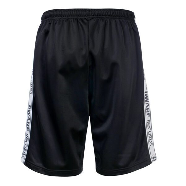 DWARF shorts with taping real early gabber clothing brand by 100% Hardcore webshop