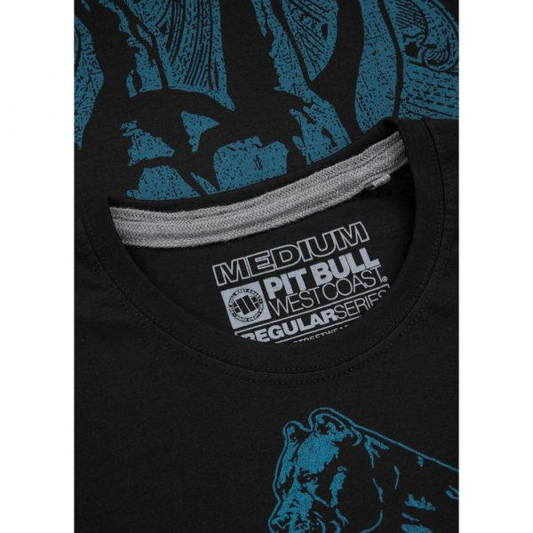 Pit Bull West Coast T-shirt clothing streetwear collection 2021 official 100% Hardcore shop
