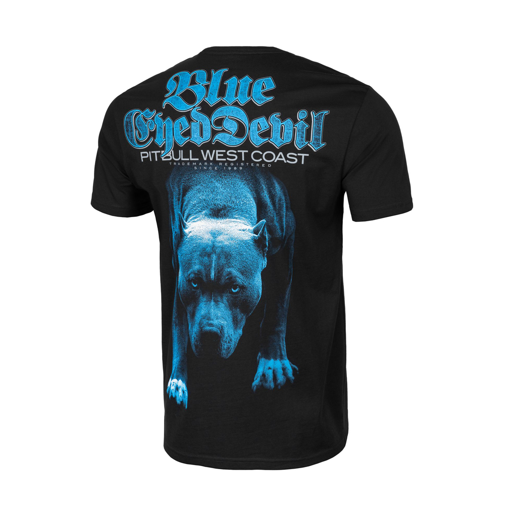 Pit Bull West Coast T-Shirt Blue Eyed Devil 21