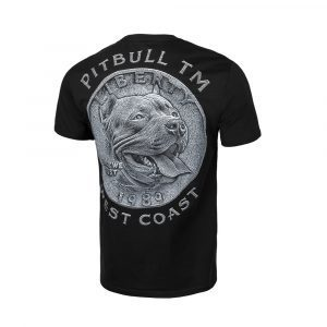 Oldschool Pit Bull West Coast Dog T-shirt clothing hardcore webshop