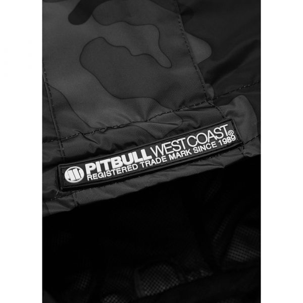 Pit Bull West coast clothing summer jacket army camou official 100% Hardcore webshop