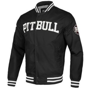 Pit Bull West Coast summer bomber jacket clothing collection embroidery logo