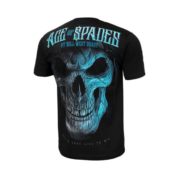 Pit Bull West Coast T-shirt skull black streetwear fighting webshop 100% Hardcore new collection