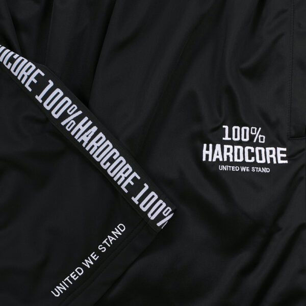 100% Hardcore summer training shorts collection official webshop gabber merchandise