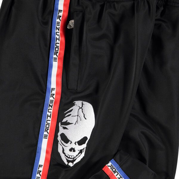 Frenchcore shorts with stripe summer collection gabberwear official webshop