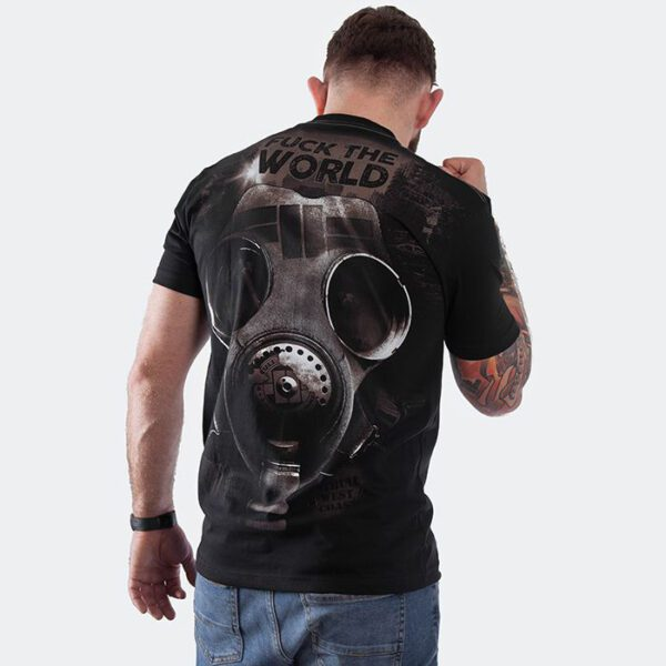 Red nose pit bull west coast T-shirt clothing collection at official 100% Hardcore streetwear webshop