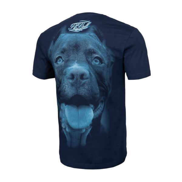Pit Bull West Coast dogprint T-shirt new clothing collection by 100% Hardcore official webshop