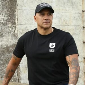 DJ Paul Elstek emrchandise and clothing collection on 100% Hardcore official webshop