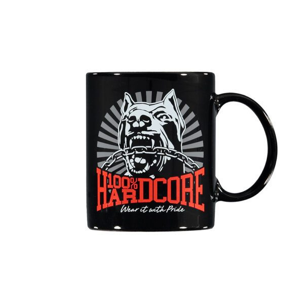 100% Hardcore merchandise and clothing webshop gabber outfit